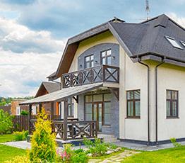 Строительство домов из газоблоков в Санкт-Петербурге